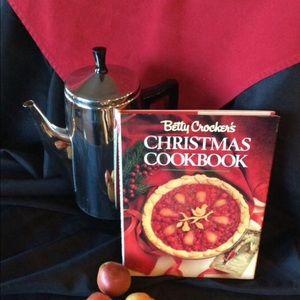 VTG Betty Crocker's Christmas Cookbook gift ideas